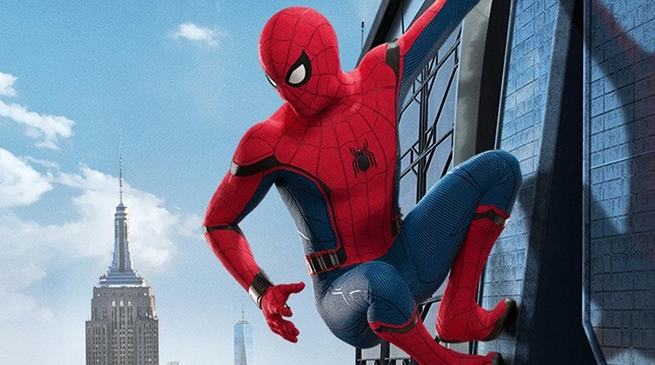 Spiderman, Spiderman…Does Whatever A Spider Can…
